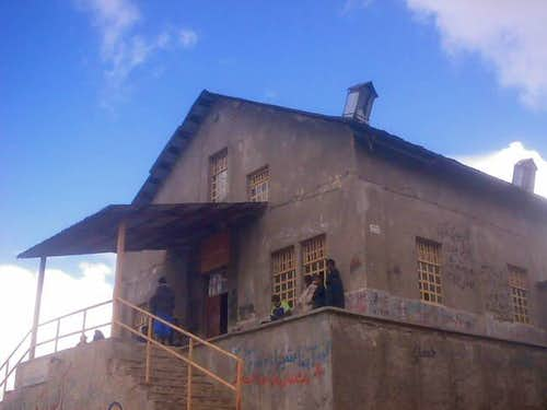 Sobah hut