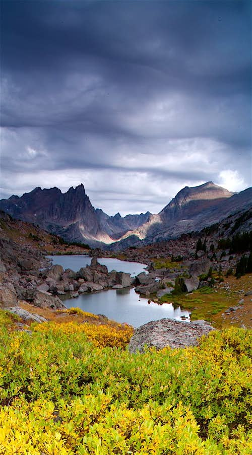 Wind River Range, WY