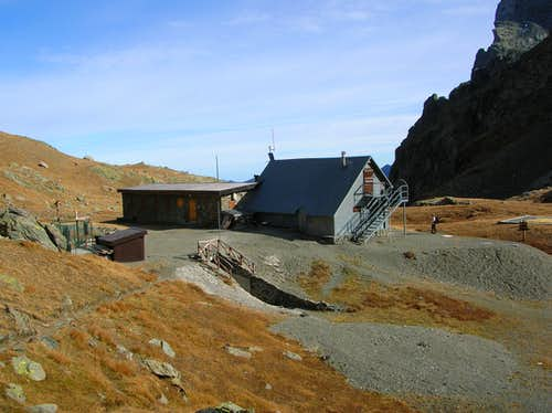 CIBRARIO hut