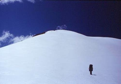 Saintgrizzly, Mount Lincoln, East Face, 1978