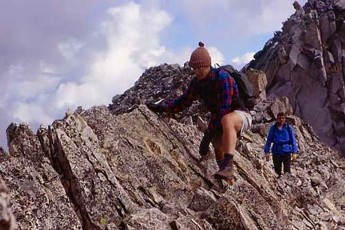 Saintgrizzly, Capitol Peak, 1994