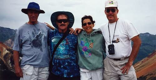 Saintgrizzly and Partners, San Juans, 2000