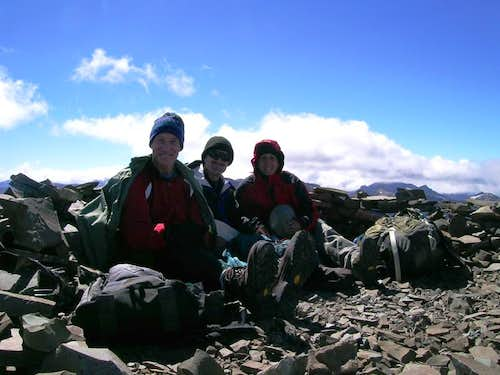 Saintgrizzly & Friends, Divide Peak, 2004