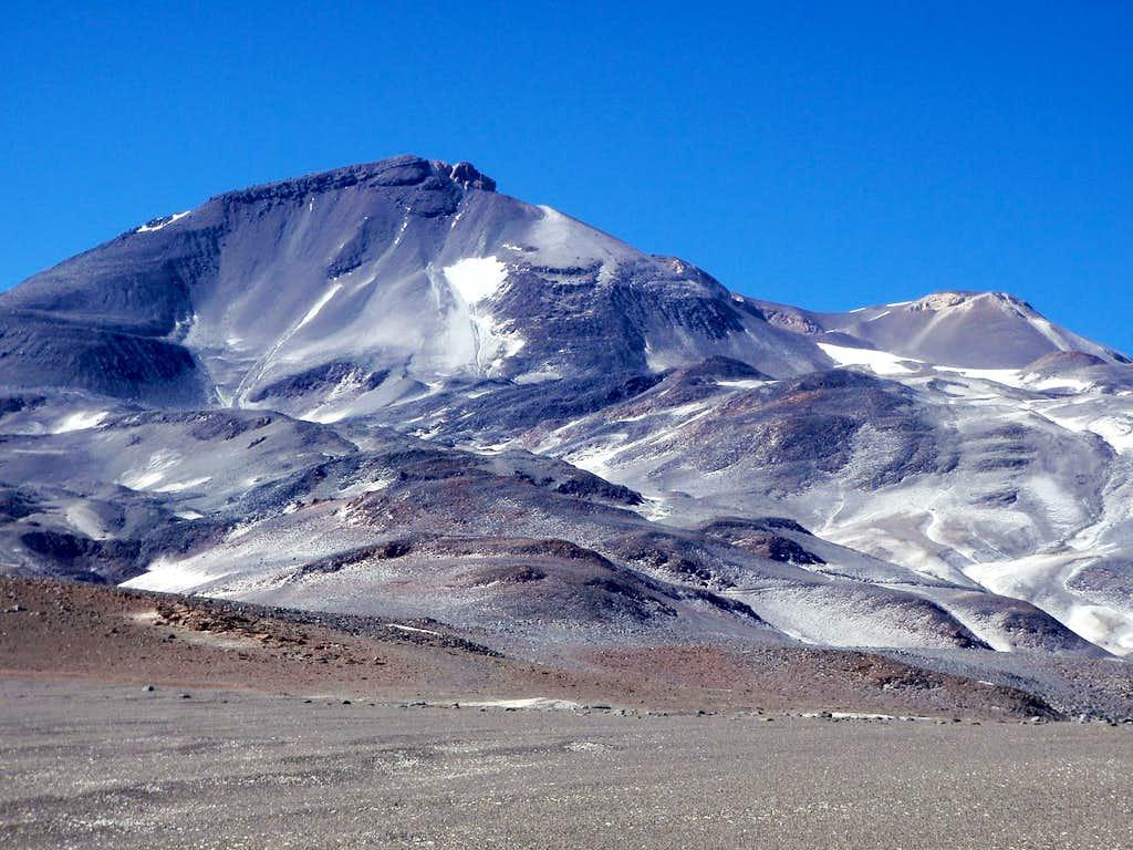 The World's Highest Volcano