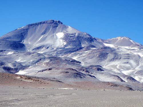 The World's Highest Volcano