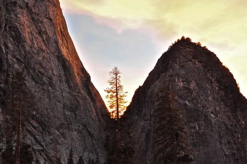 Lower Cathedral Rock...