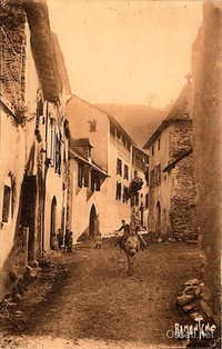Village of the Bearn, long time ago