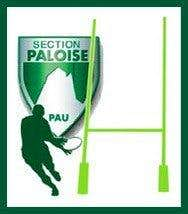 The Ossau, logo of Pau s rugby jersey