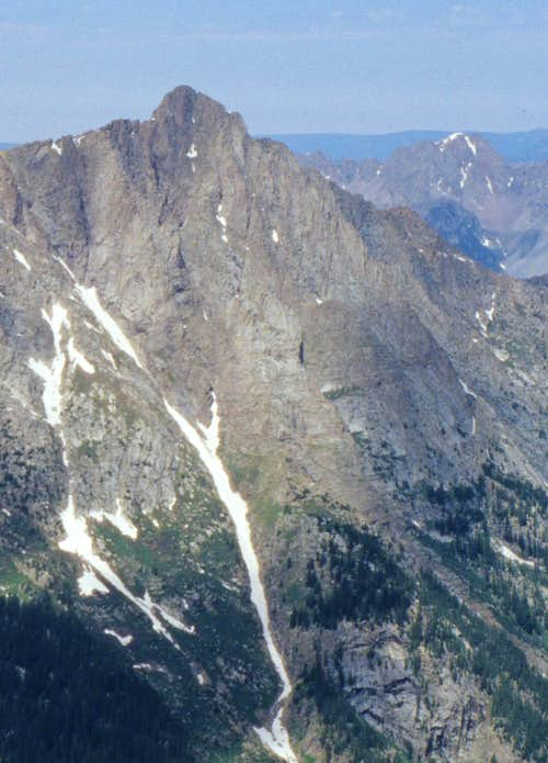 Animas Mountain