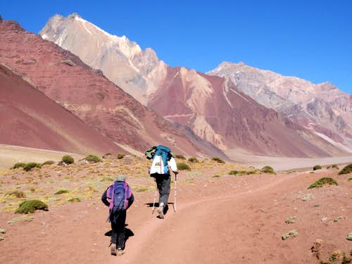Peakbagging South America: Bolivia, Chile, Argentina