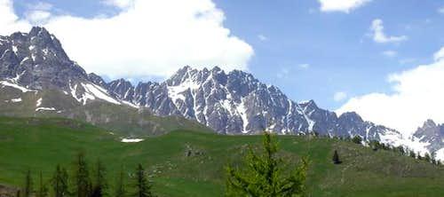 il Mont Vélan (3734 m.)