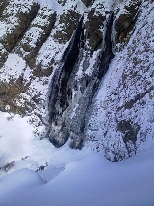 Dogholoo Waterfall