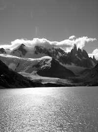 Cerro Torre and Lago Torre