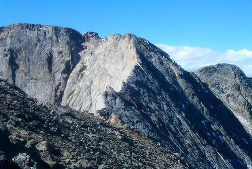 Northwest Ridge of Powell Peak