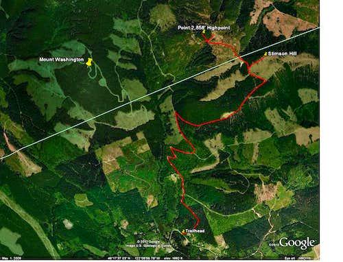 Stimson Hill Route