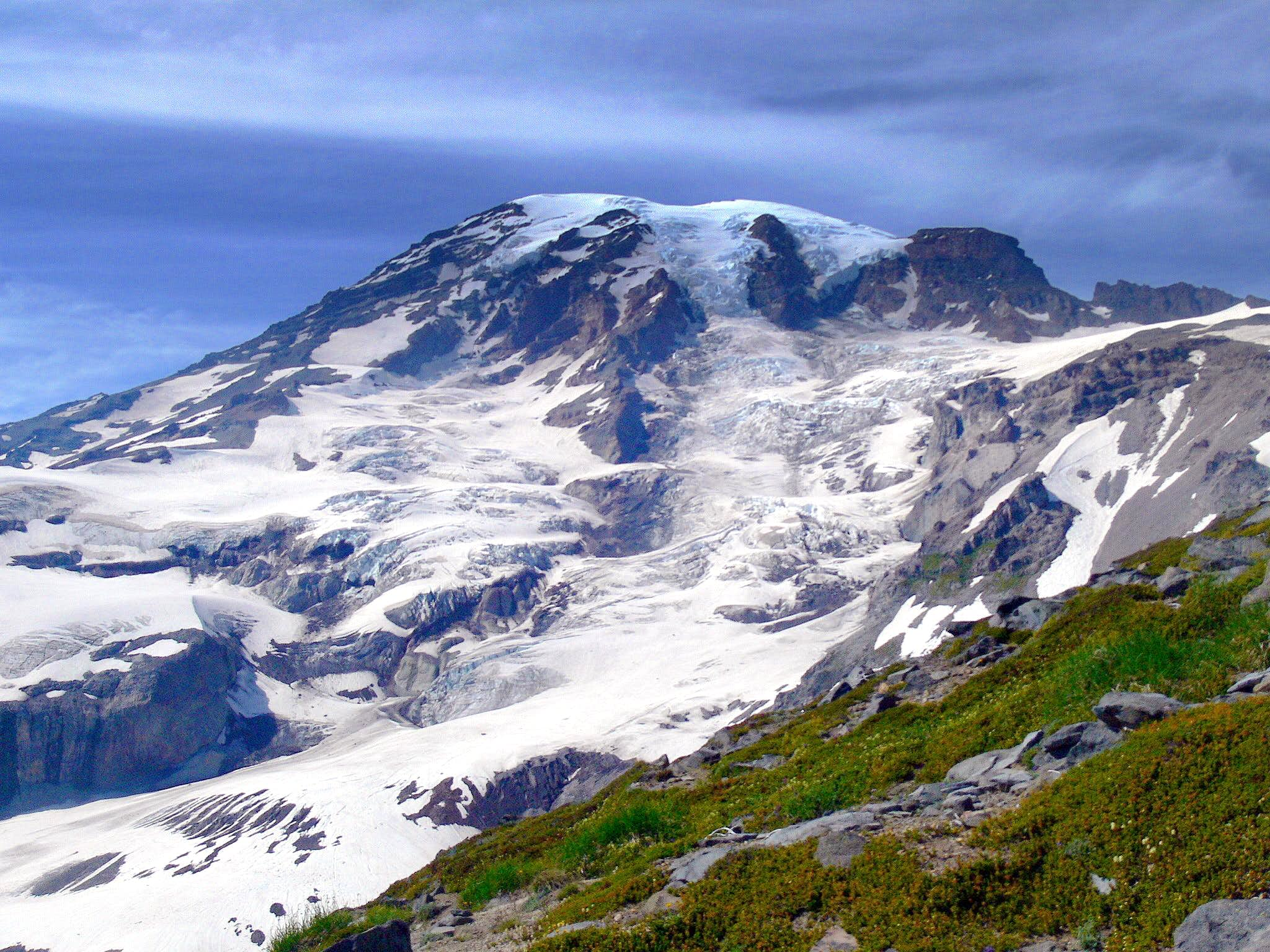A Reckoning Experience on Mount Rainier