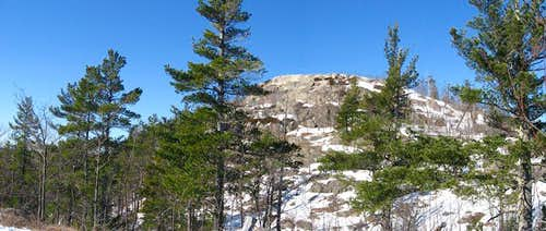 Hogback Mountain