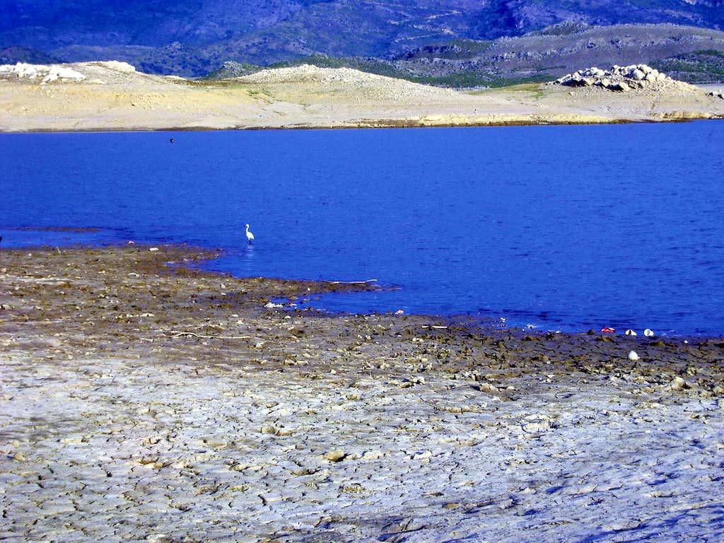 Khanpur Lake, near Islamabad, Pakistan