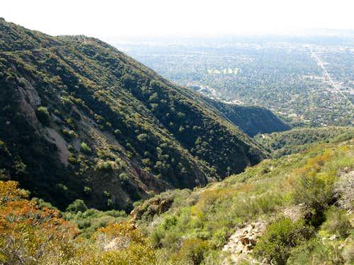 Las Flores Canyon