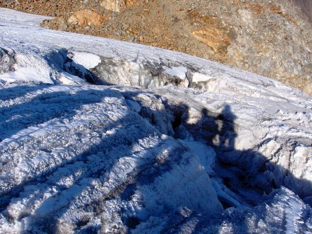 The Niederjoch Glacier