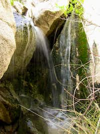 Waterfall in Hellhole Canyon