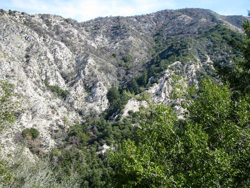 Grand Canyon(San Gabriel Mountains)