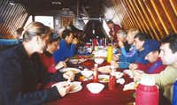 September 2001- Lunch at...