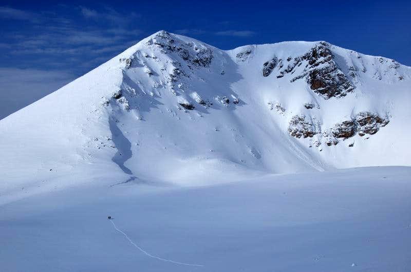Winter Dream 2011: Mal Turcin peak - 2702 m