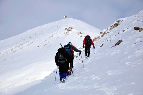 Winter Dream 2011: Under Titov vrv peak - 2747 m
