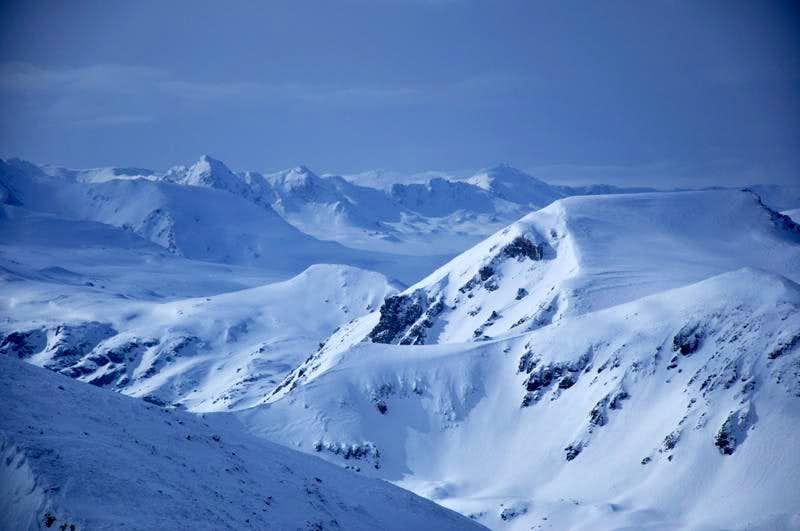 Winter Dream 2011: Beautiful Mala Vraca peak - 2536 m