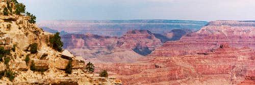 Rocks and Canyon Strata