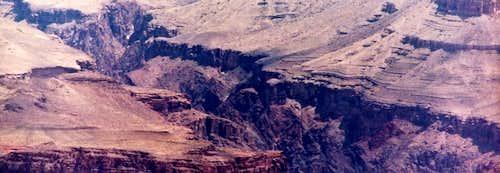 Hot and Dark Canyon
