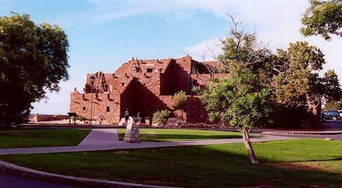 Hopi House at Grand Canyon