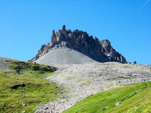 Pointe de Lanserlia