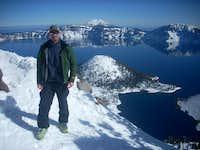 Crater Lake, Oregon Cascades