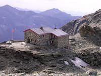 Cabane de Tracuit, 23 August...