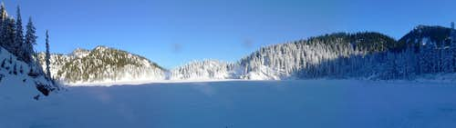 Snow Lake Panorama