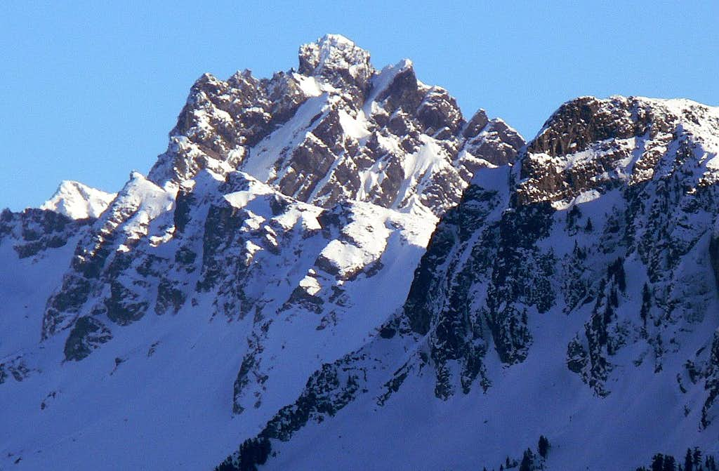 Overcoat Peak