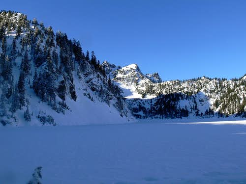 The Other Side of Snow Lake