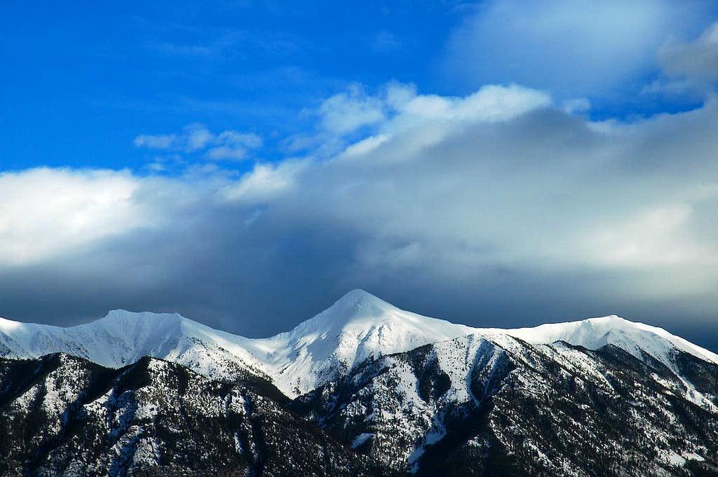 Teepee Mountain