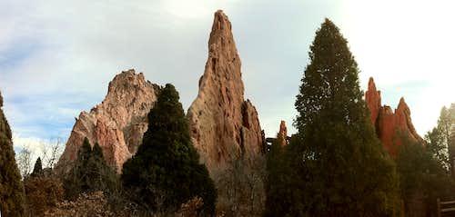 Montazuma's Tower