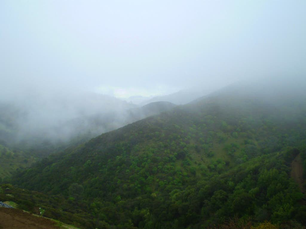 Blue Ridge- East View