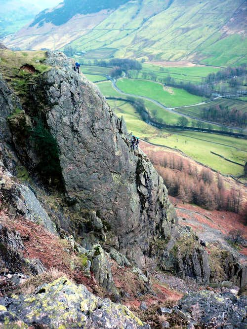 Middlefell Buttress