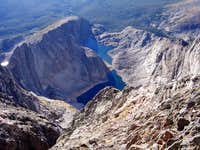 Spectacle Lakes viewed from...