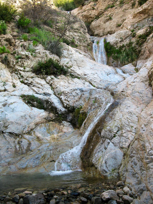 Falls in Millard Canyon
