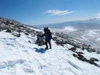 President\'s Day Weekend on Mt. Washington