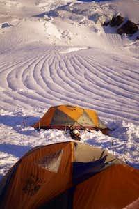 Ingraham Flats Campsite