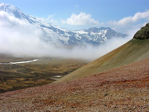 Spring in the Valley of Ten Thousand Smokes