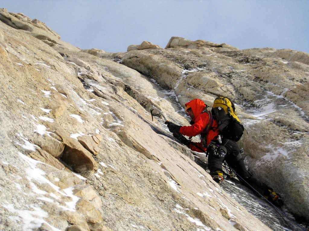 Fun conditions on Winter Route, LPP