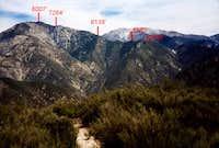 Iron Mountain with bumps...